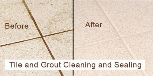 Tile and Grout Cleaning Merrimu