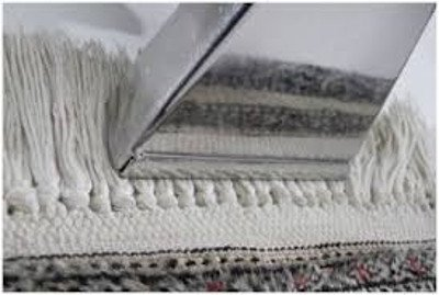Fringe finishing rug Lillicur 3000