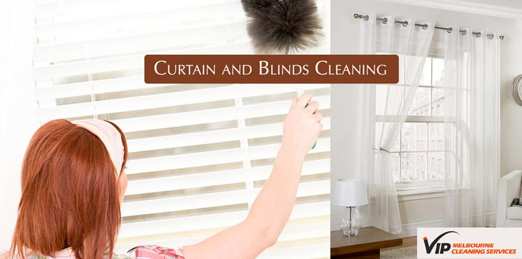 Curtain and Blinds Cleaning Mount Clear