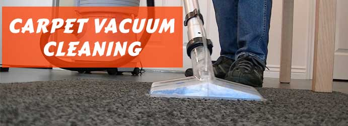 Carpet Vacuum Cleaning Fiery Flat