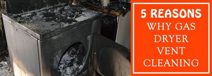 Gas Dryer Vent Cleaning Hartwell