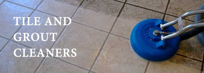 Tile and Grout Cleaners Bunding