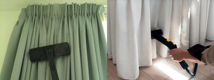 Curtain Cleaning Fountain Gate