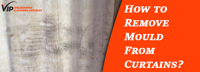 Curtain Mould Removal